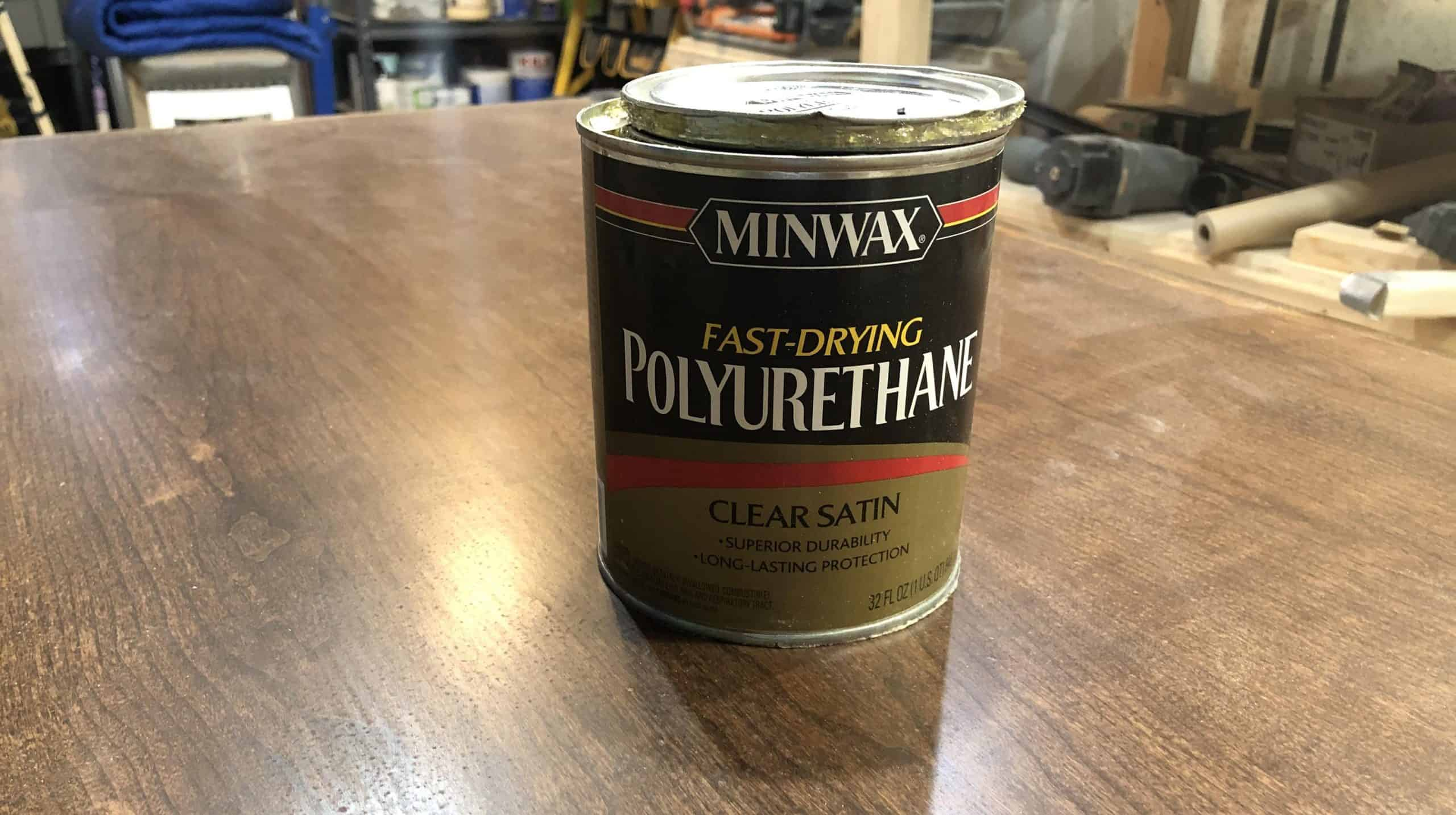 How Long Does It Take for Minwax Polyurethane to Dry