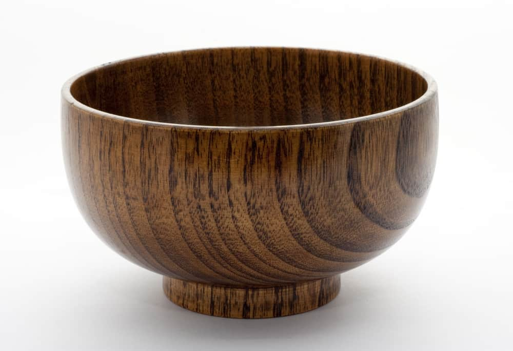How to Repair a Cracked Wooden Bowl