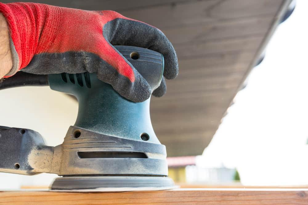 How Do You Keep Sandpaper on an Orbital Sander