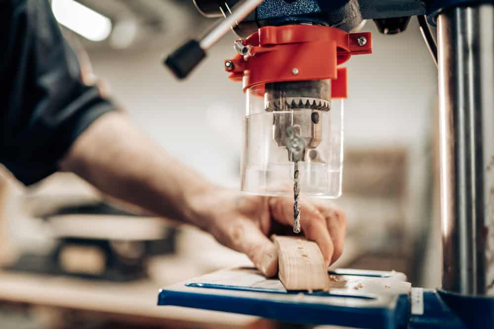 Speed Ranges of Drill Presses