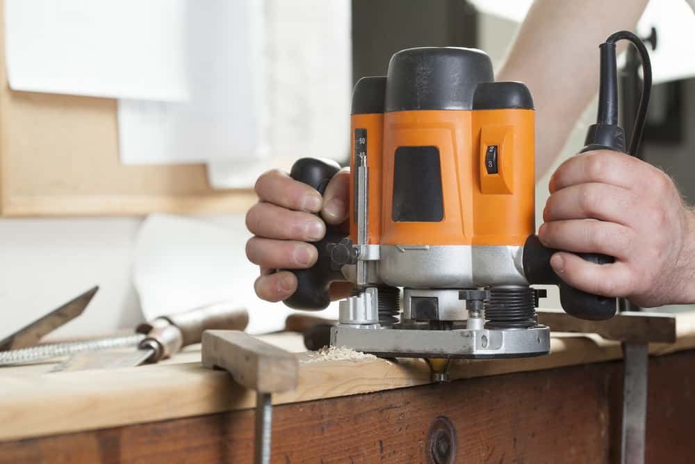 What Does a Woodworking Router Do