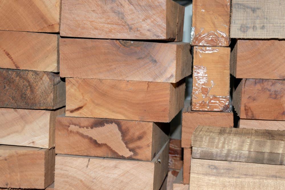 Common Lumber Stock